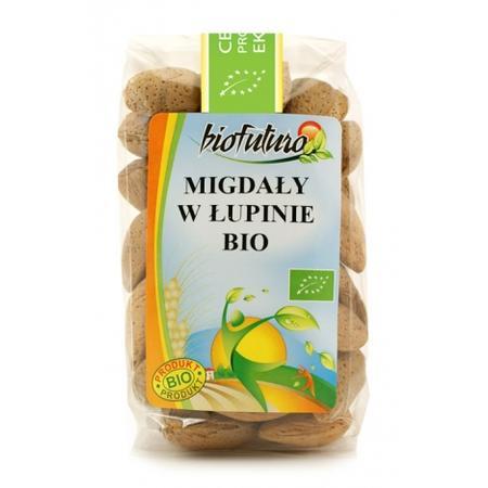Migdały w łupinie BIO marki Biofuturo - zdjęcie nr 1 - Bangla
