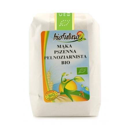 Mąka pszenna pełnoziarnista BIO marki Biofuturo - zdjęcie nr 1 - Bangla
