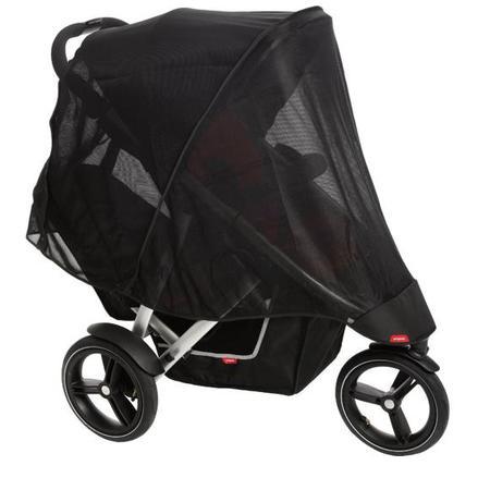 Vibe, Podwójna moskitiera do wózka marki Phil & Teds - zdjęcie nr 1 - Bangla
