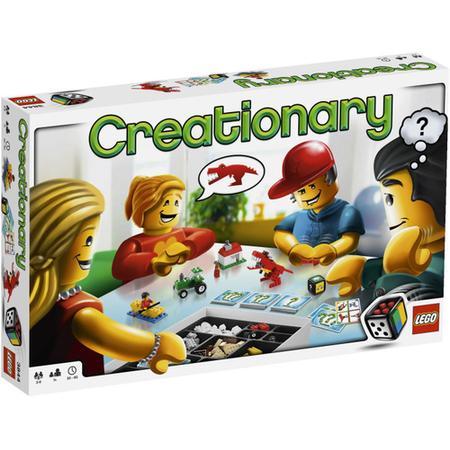 Creationary, 3844 marki Lego - zdjęcie nr 1 - Bangla
