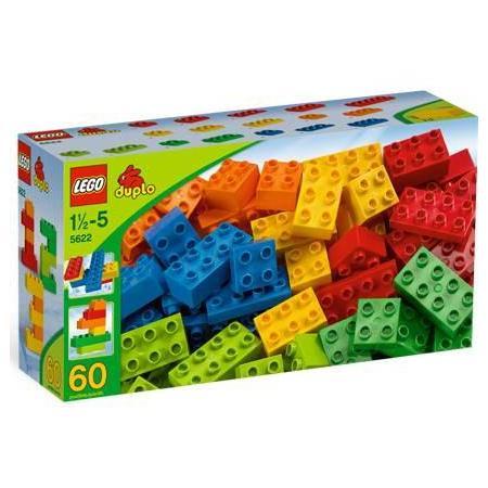 Duplo, Zestaw podstawowy, 5622 marki Lego - zdjęcie nr 1 - Bangla