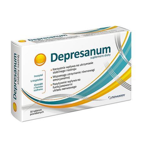 Depresanum, tabletki marki Novascon - zdjęcie nr 1 - Bangla