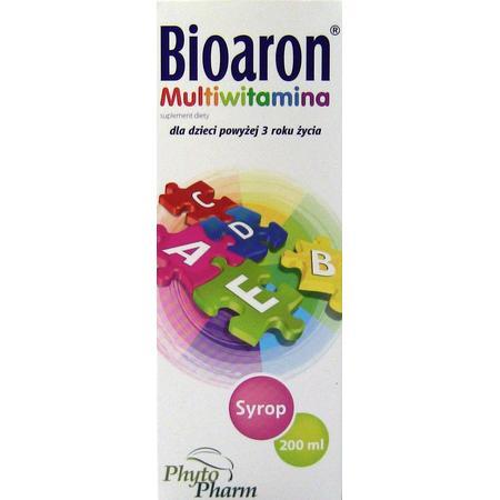 Bioaron Multiwitamina syrop marki Phytopharm - zdjęcie nr 1 - Bangla