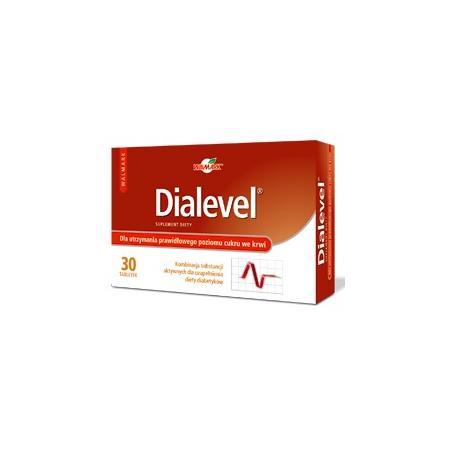 Dialevel, tabletki marki Walmark - zdjęcie nr 1 - Bangla
