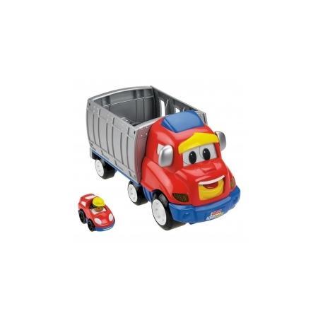 ZIG Gadająca Ciężarówka W8608 marki Fisher-Price - zdjęcie nr 1 - Bangla