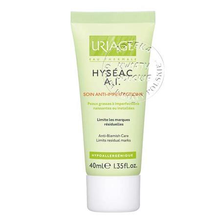 Hyseac A.I. krem przeciw niedoskonałościom marki Uriage - zdjęcie nr 1 - Bangla