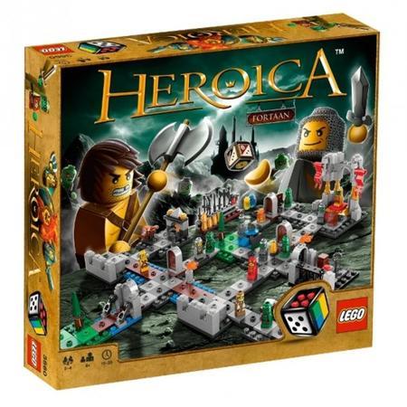 Heroica, Zamek Fortaan, 3860 marki Lego - zdjęcie nr 1 - Bangla