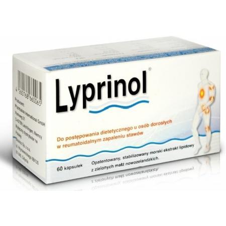 Lyprinol, kapsułki marki Biovico - zdjęcie nr 1 - Bangla