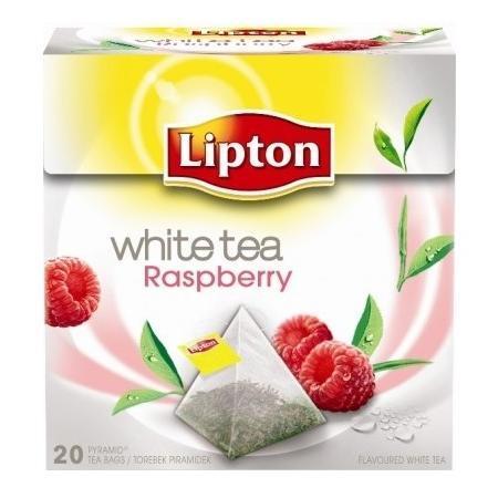 White Tea Raspberry marki Lipton - zdjęcie nr 1 - Bangla