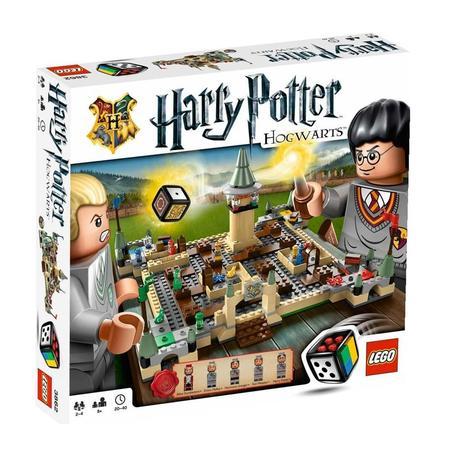 Harry Potter Hogwart, 3862 marki Lego - zdjęcie nr 1 - Bangla
