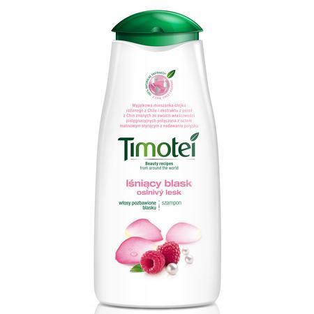 Lśniący Blask, szampon marki Timotei - zdjęcie nr 1 - Bangla
