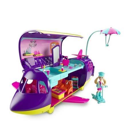 Odrzutowiec Polly W1772 marki Mattel - zdjęcie nr 1 - Bangla