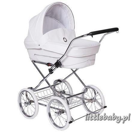 Classic Ecco  2 w 1, Wózek głęboko-spacerowy marki BabySafe - zdjęcie nr 1 - Bangla