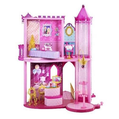 Barbie Zamek W5538 marki Mattel - zdjęcie nr 1 - Bangla