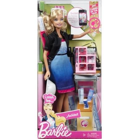 Barbie Jako Architekt V6928 marki Mattel - zdjęcie nr 1 - Bangla