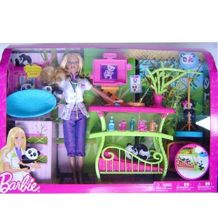 Barbie, Opiekunka Zwierzątek T5467 marki Mattel - zdjęcie nr 1 - Bangla