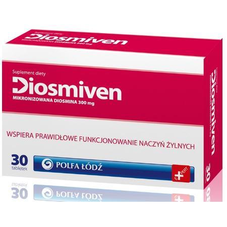 Diosmiven, tabletki marki Polfa Łódź - zdjęcie nr 1 - Bangla