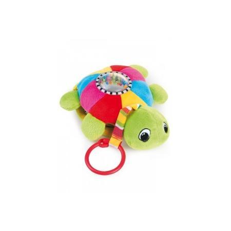 Pluszowa zabawka dźwiękowa Kolorowy Ocean - Żółw 68/019 marki Canpol babies - zdjęcie nr 1 - Bangla