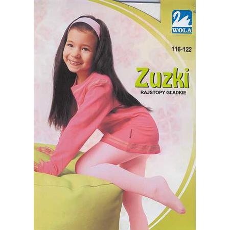 Zuzki, rajstopy dziecięce gładkie marki WOLA - zdjęcie nr 1 - Bangla