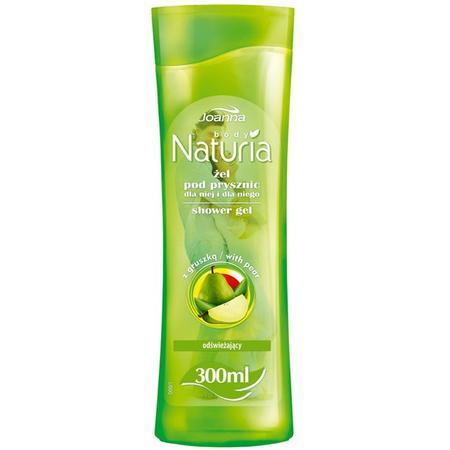 Naturia, Żel pod prysznic, różne zapachy marki Joanna - zdjęcie nr 1 - Bangla