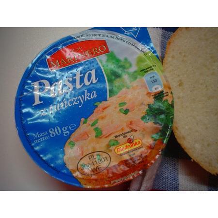 Marinero, Pasta kanapkowa, różne smaki marki Biedronka - zdjęcie nr 1 - Bangla