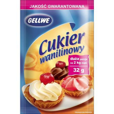 Cukier Wanilinowy marki Gellwe - zdjęcie nr 1 - Bangla