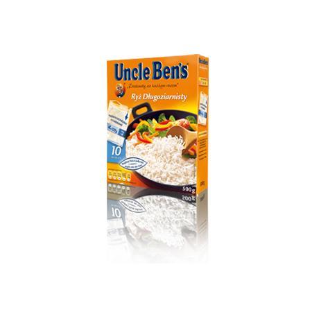 Ryż długoziarnisty marki Uncle Ben's - zdjęcie nr 1 - Bangla