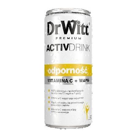 Napój Dr Witt Activ Drink - różne smaki marki Dr Witt - zdjęcie nr 1 - Bangla