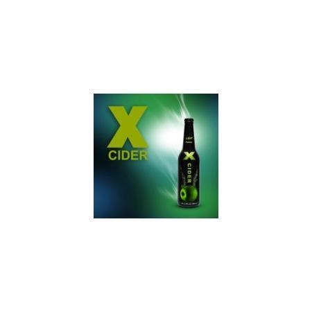 X Cider Strong marki Plus H2O Drinki - zdjęcie nr 1 - Bangla