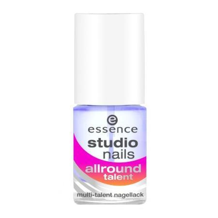Studio Nails, Allround Talent, Lakier wielofunkcyjny marki Essence - zdjęcie nr 1 - Bangla