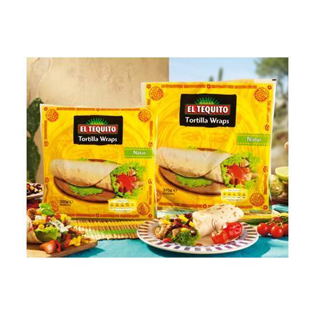 El Tequito, Tortilla Wraps marki Lidl - zdjęcie nr 1 - Bangla