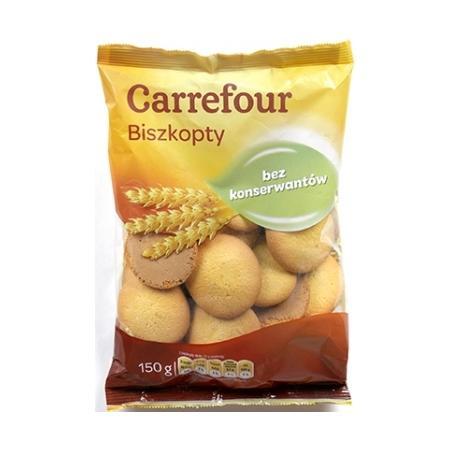 Biszkopty marki Carrefour - zdjęcie nr 1 - Bangla