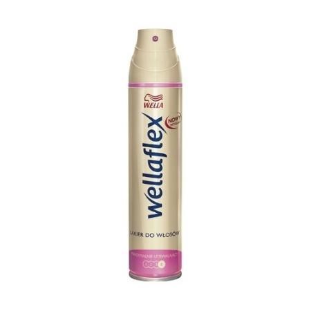 Wellaflex, Lakier do włosów, Niepokonane utrwalenie, Maksymalnie Utrwalający 4 marki Wella - zdjęcie nr 1 - Bangla