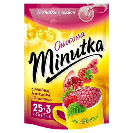 Minutka Owocowa, Różne smaki marki Mokate - zdjęcie nr 1 - Bangla