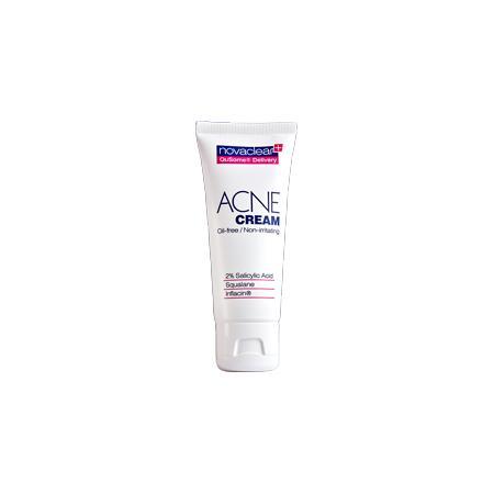 Acne Cream Krem do cery tłustej, trądzikowej marki NovaClear - zdjęcie nr 1 - Bangla