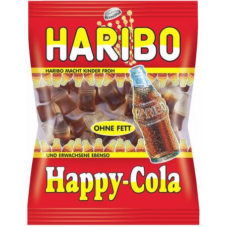 Żelki Happy Cola marki Haribo - zdjęcie nr 1 - Bangla