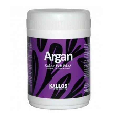 Argan Colour Hair Mask marki Kallos - zdjęcie nr 1 - Bangla