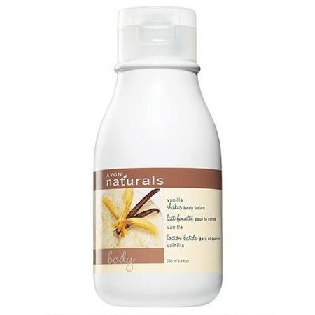 Naturals, Vanilla Shakes Body Lotion, Waniliowe mleczko do ciała marki Avon - zdjęcie nr 1 - Bangla