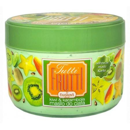 Tutti Frutti, Masło do ciała, różne zapachy marki Farmona - zdjęcie nr 1 - Bangla