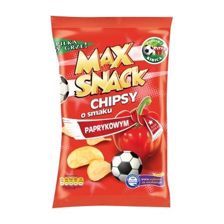 Chipsy Max Snack, różne rodzaje marki Polsnack - zdjęcie nr 1 - Bangla