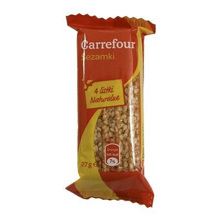 Sezamki marki Carrefour - zdjęcie nr 1 - Bangla