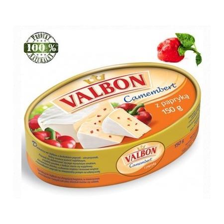 Valbon Camembert, Ser z papryką marki Hochland - zdjęcie nr 1 - Bangla