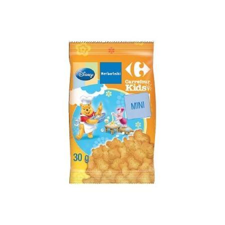 Herbatniki Disney MINI marki Carrefour - zdjęcie nr 1 - Bangla