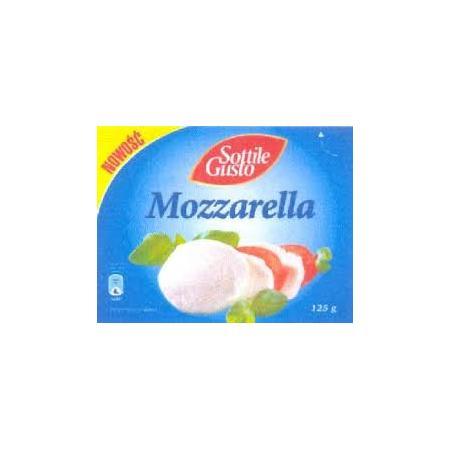 Sottile Gusto, Mozzarella marki Biedronka - zdjęcie nr 1 - Bangla