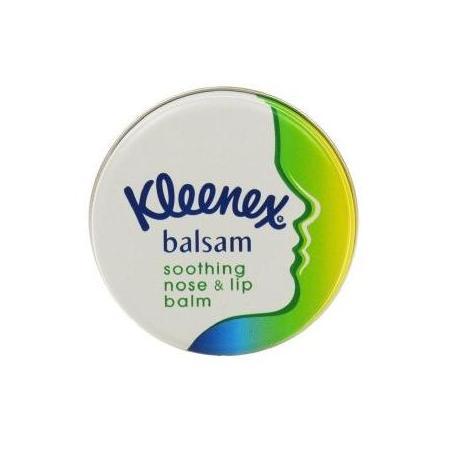 Soothing Nose & Lip Balm, Łagodzący balsam do ust i nosa marki Kleenex - zdjęcie nr 1 - Bangla