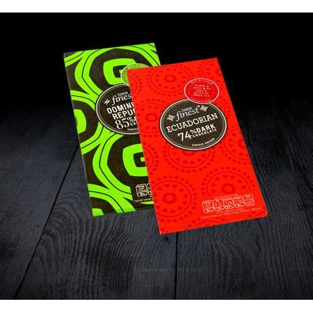 Czekolada gorzka szwajcarska, swiss plain chocolate, różne smaki marki Tesco Finest - zdjęcie nr 1 - Bangla