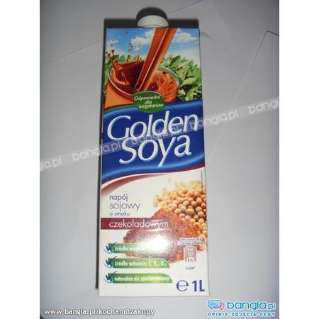 Golden Soya, Napój Sojowy Różne smaki marki Biedronka - zdjęcie nr 1 - Bangla