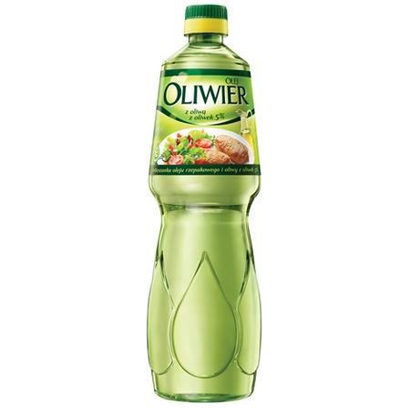 Oliwier, Olej rzepakowy z oliwą z oliwek marki ZT Kruszwica - zdjęcie nr 1 - Bangla
