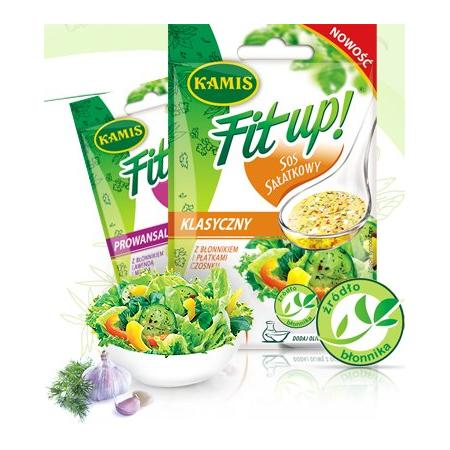 Fit Up!, Sos sałatkowy - różne smaki marki Kamis - zdjęcie nr 1 - Bangla
