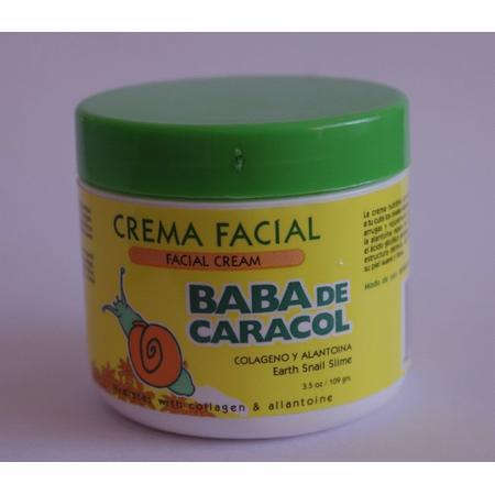 Baba de Caracol - krem ze śluzu ślimaka Chilijskiego marki Halka - zdjęcie nr 1 - Bangla